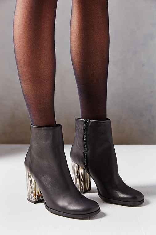 Miista Ali Marbled Heel Boot