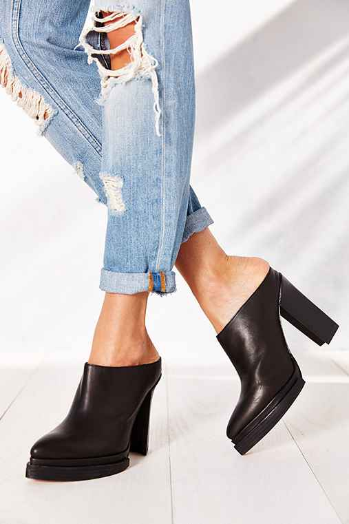 Slip On Mules Shoes Urban Outfitters