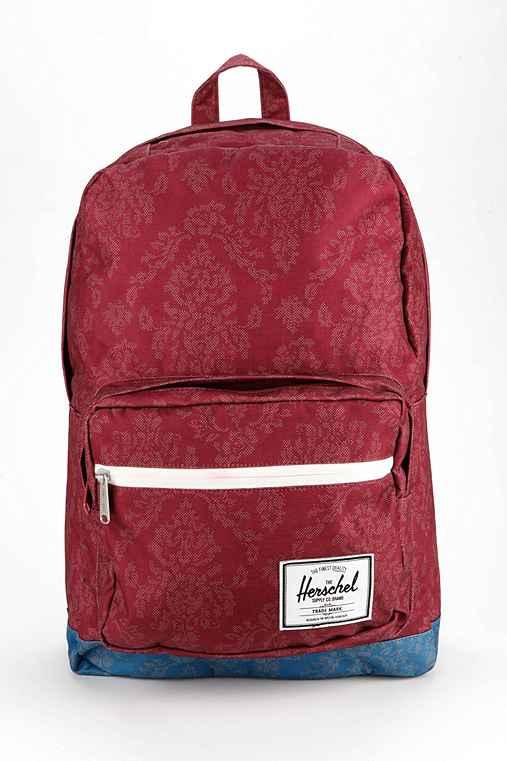 Herschel Supply Co. Pop Quiz Damask Backpack - Urban ...