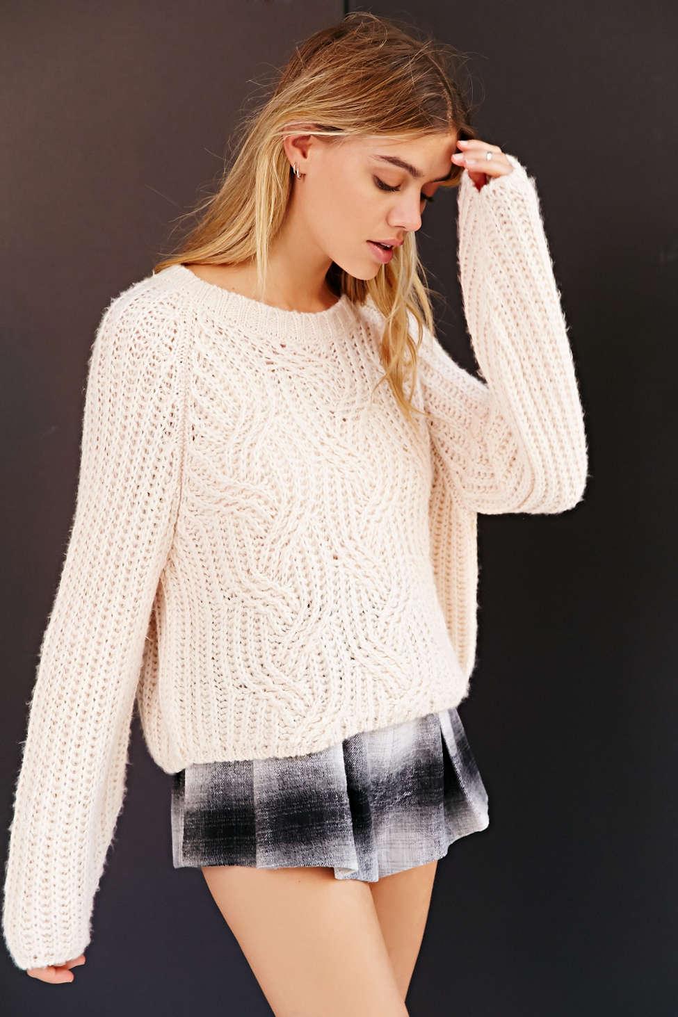 Kimchi Blue Bella Pullover Sweater image