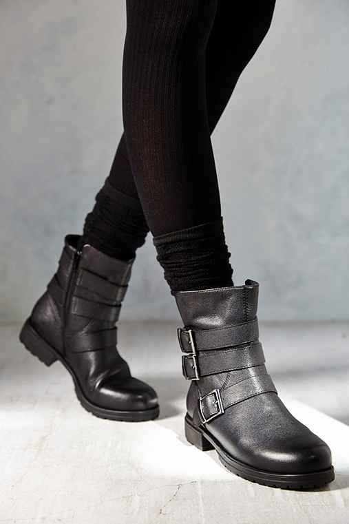 Vagabond Nadia Leather Moto Boot