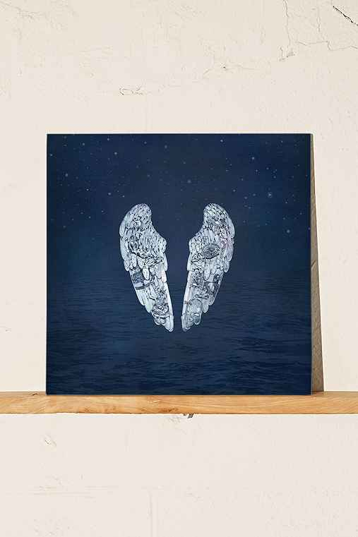 Coldplay - Ghost Stories LP,BLACK,ONE SIZE