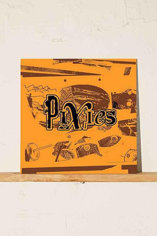 Pixies – Indie Cindy LP,BLACK,ONE SIZE