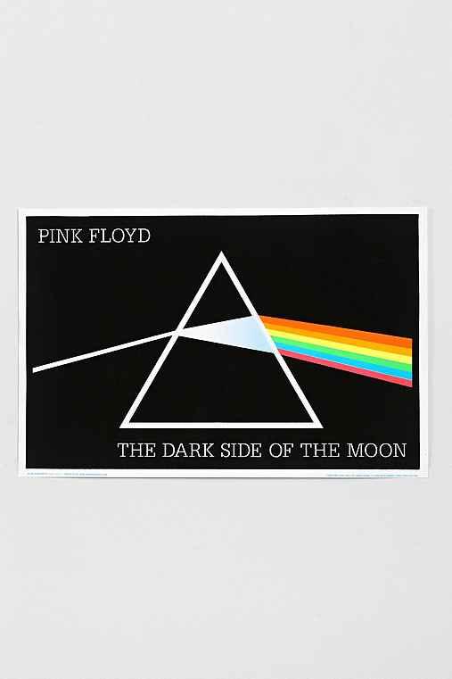 Pink Floyd Black Light Poster