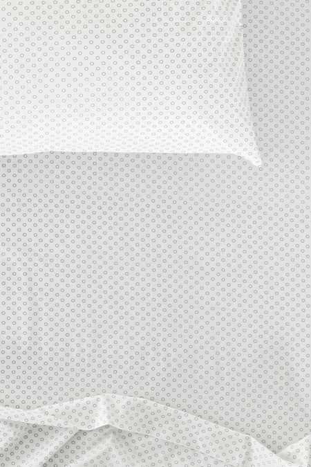 Assembly Home Circle Dot Fitted Sheet