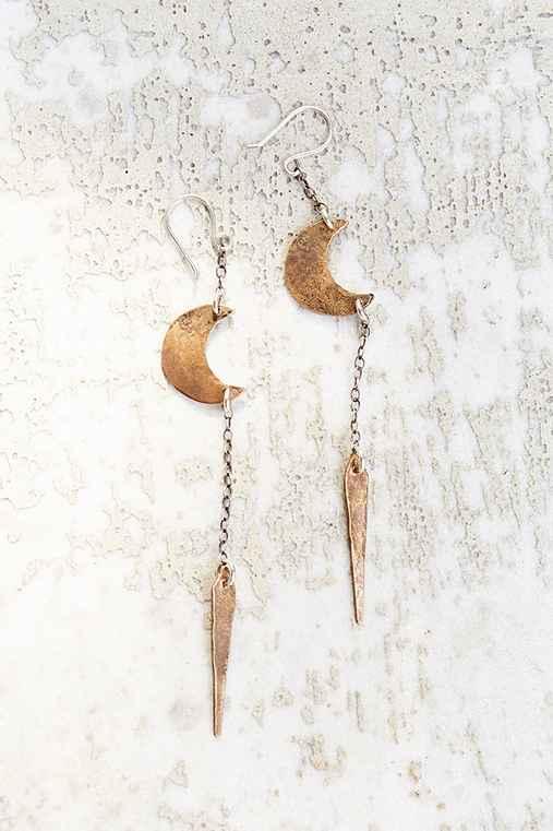 Laurel Hill Delicate Drop Earrings