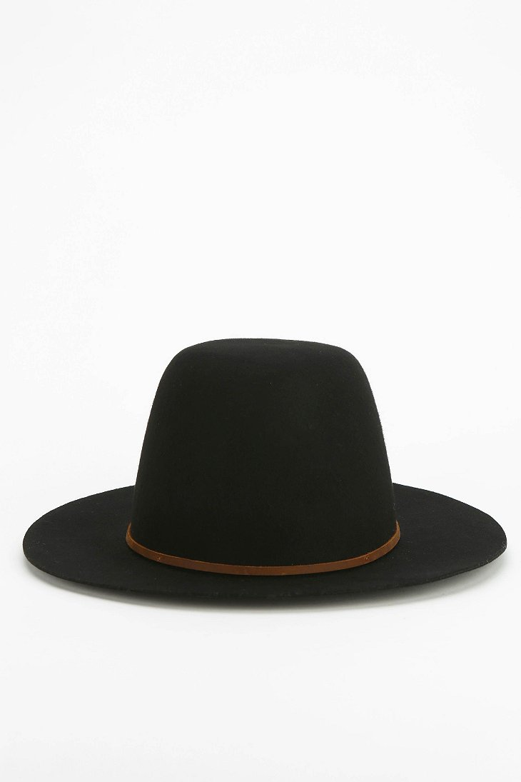 7678cb18 BRIXTON X UO CLINT FELT PANAMA HAT - URBAN OUTFITTERS on The Hunt