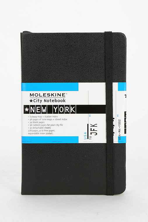 moleskine city notebook urban outfitters. Black Bedroom Furniture Sets. Home Design Ideas