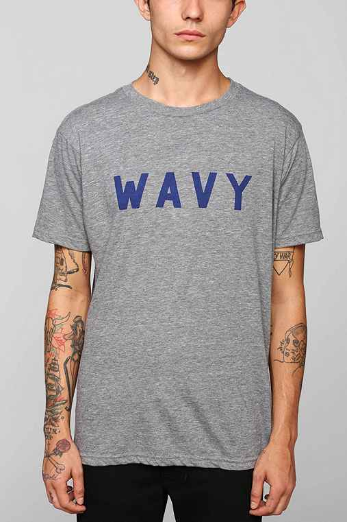 Altru wavy tee urban outfitters for Altruy decoration sa
