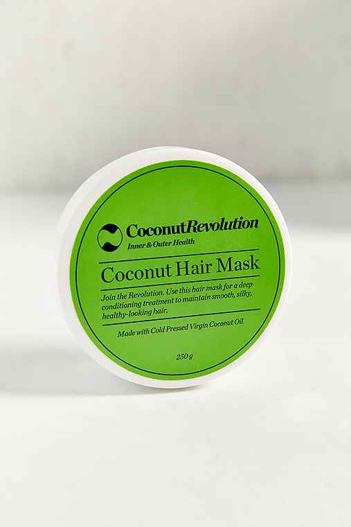 Coconut Revolution Hair Mask,ASSORTED,ONE SIZE