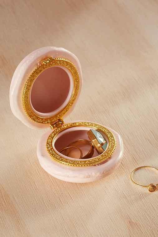 Macaron Box,PINK,ONE SIZE