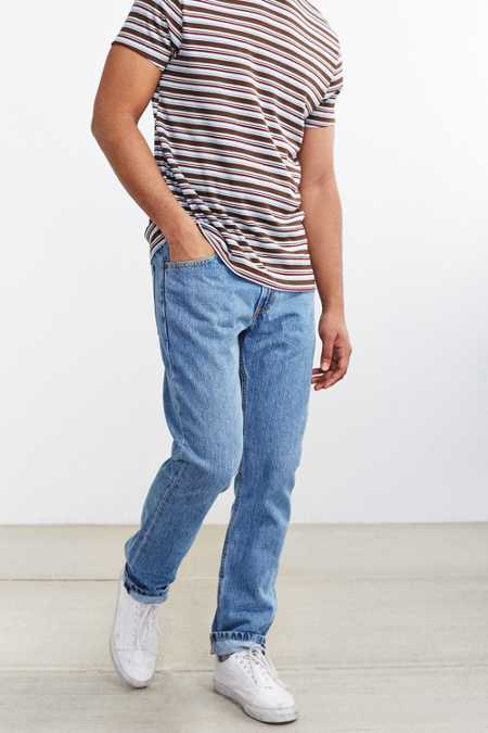 Levi's 511 Light Stonewash Slim Jean