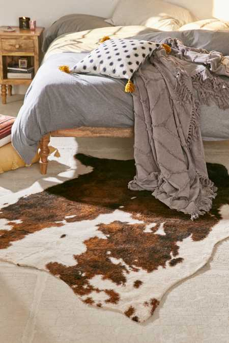 Vegan Hide Rug