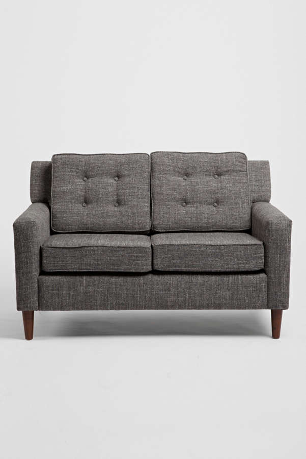 Amazing Ethan Marled Chenille Sofa Urban Outfitters 2019 Trends Pabps2019 Chair Design Images Pabps2019Com