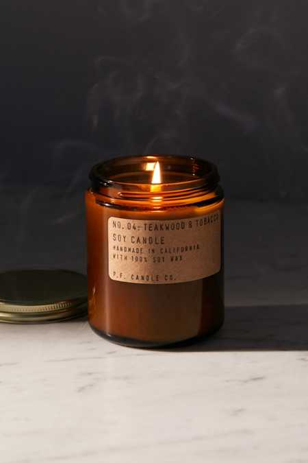 PF Candle Co. Amber Jar Soy Candle
