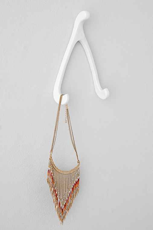 Imm living wishbone jewelry hook urban outfitters for Imm living wishbone wall jewelry holder