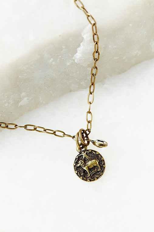 In The Stars Zodiac Necklace