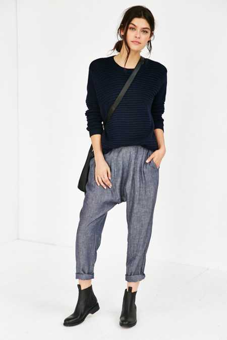 BDG Porter Slouchy Ankle Pant