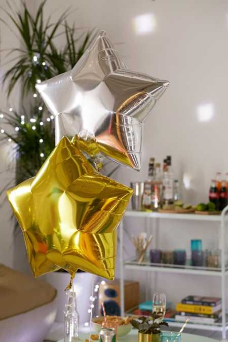 Foil Star 18 Inch Party Balloon