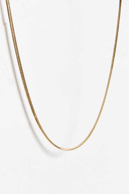 Mister Snake Chain Necklace