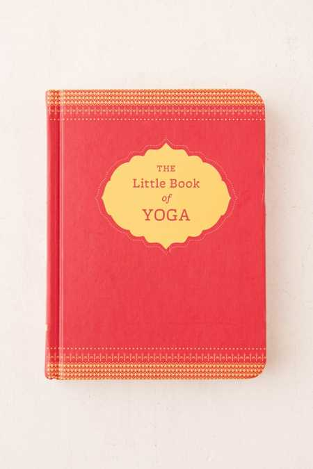 The Little Book Of Yoga By Nora Isaacs