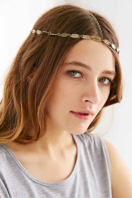 Aislyn Goddess Chain Headwrap
