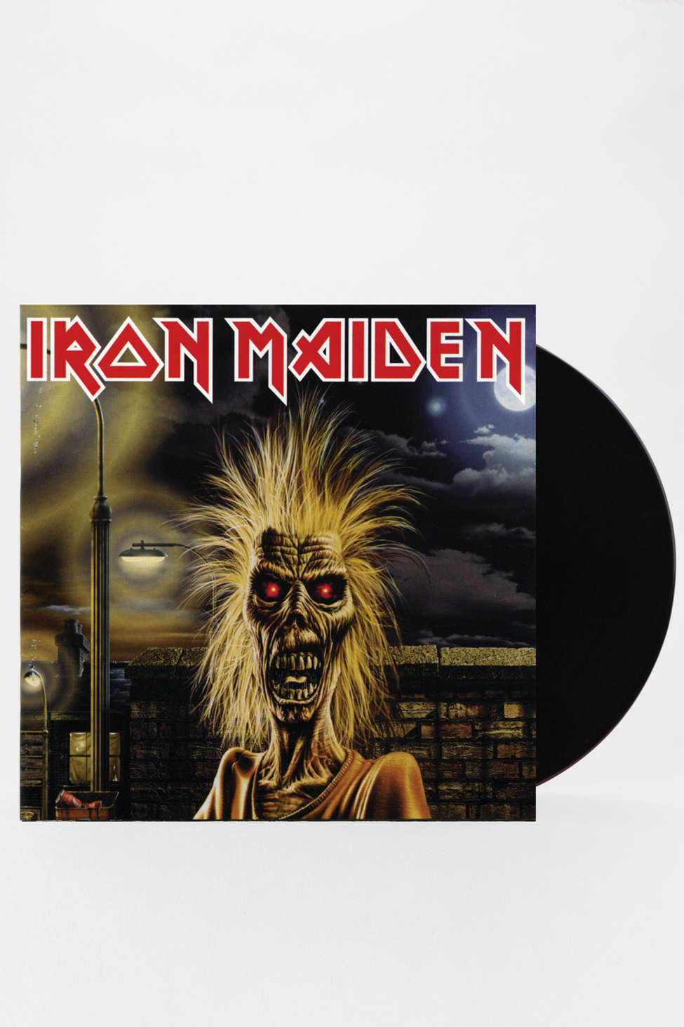Iron Maiden - Iron Maiden LP - Urban Outfitters