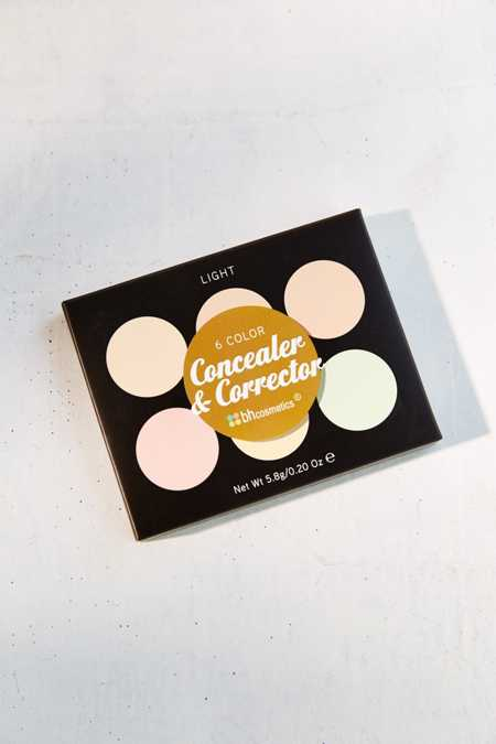 bh cosmetics Concealer & Corrector Palette