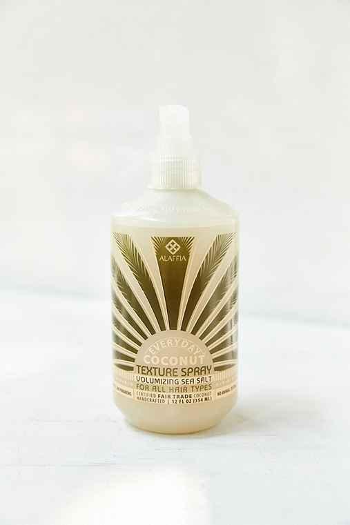 Alaffia Coconut Texture Spray,ASSORTED,ONE SIZE