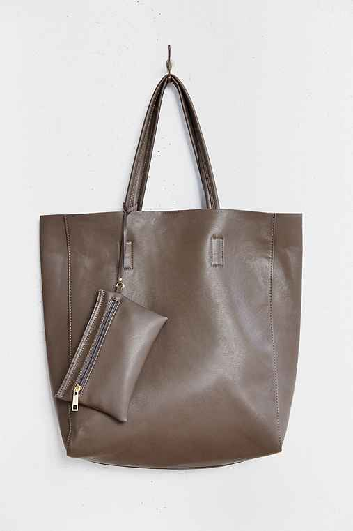 Simple + Modern Vegan Tote Bag