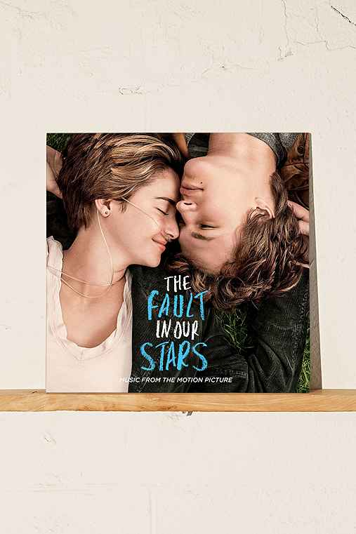 Various Artists - The Fault In Our Stars Soundtrack LP,BLACK,ONE SIZE