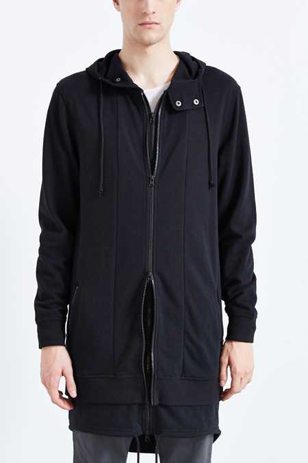 The Narrows Long Zip Hoodie Sweatshirt