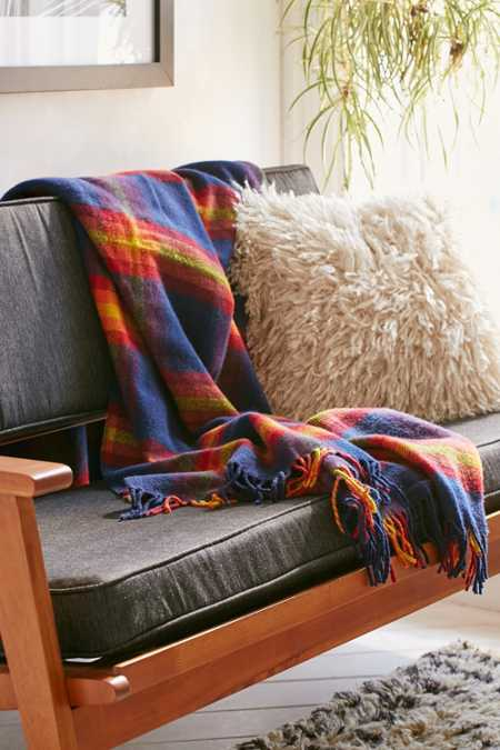 Pendleton Motor Robe Throw Blanket