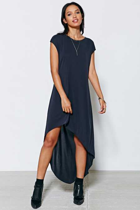 Silence + Noise Modern High/Low Dress