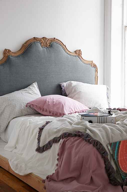 Plum Bow Margaux Headboard Urban Outfitters On The Hunt