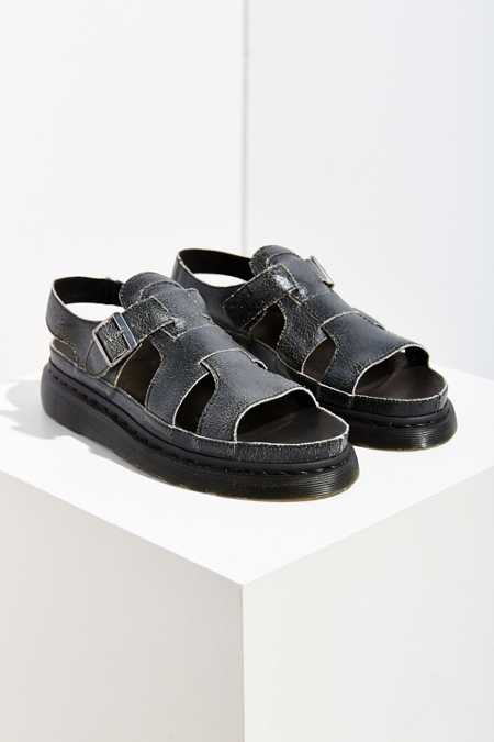 Dr. Martens Asha Leather Sandal