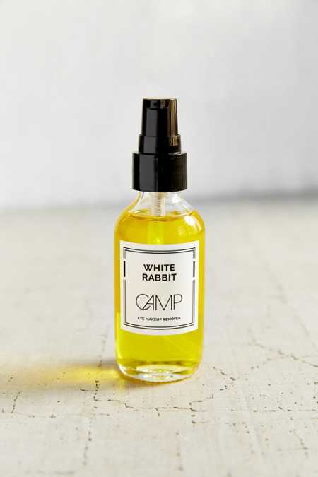 Camp White Rabbit Eye Makeup Remover