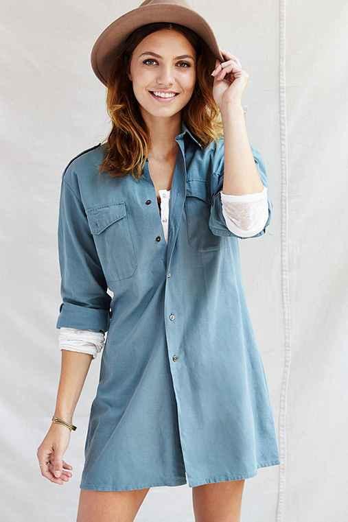 Urban Renewal Remade Jane Button-Down Shirt