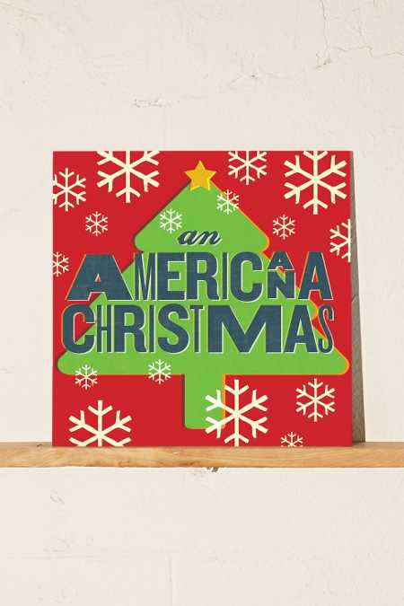 Various Artists - An Americana Christmas LP
