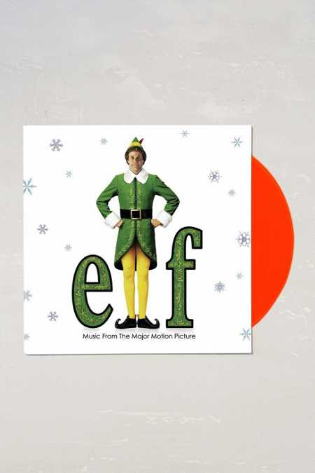 Various Artists - Elf Original Motion Picture Soundtrack LP