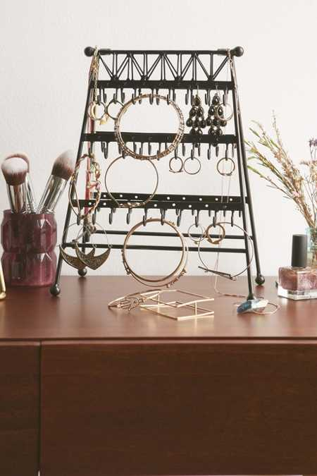 Magical Thinking Folding Ladder Jewelry Stand