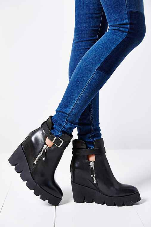 ash ricky platform wedge boot outfitters
