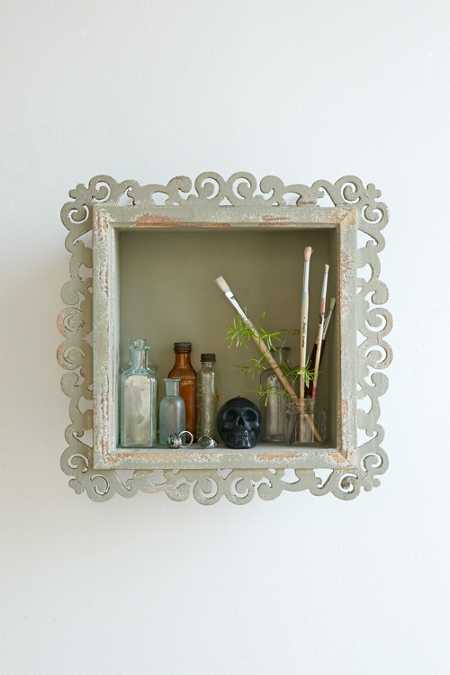 Tallulah Curio Shelf