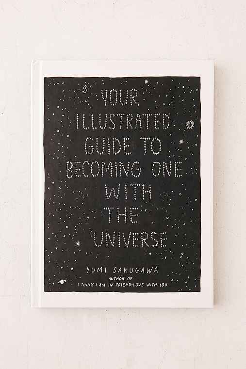 Your Illustrated Guide To Becoming One With The Universe By Yumi Sakugawa,ASSORTED,ONE SIZE