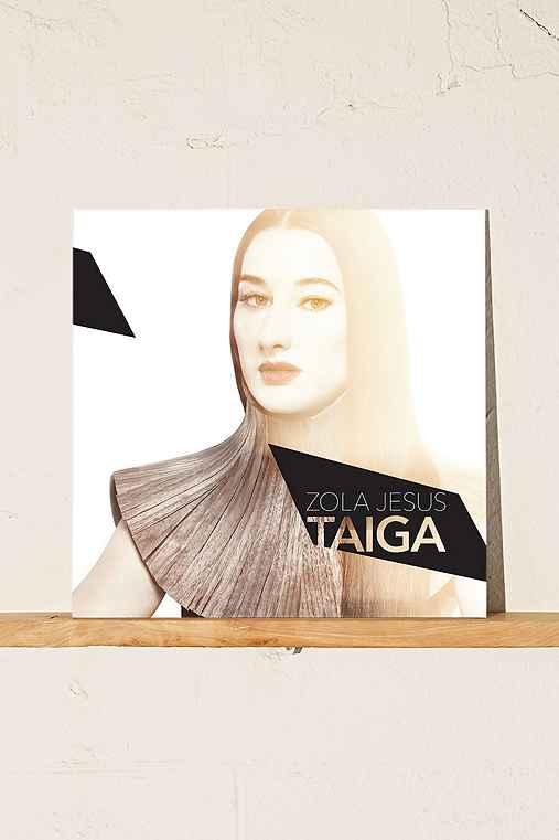 Zola Jesus - Taiga LP+MP3,BLACK,ONE SIZE