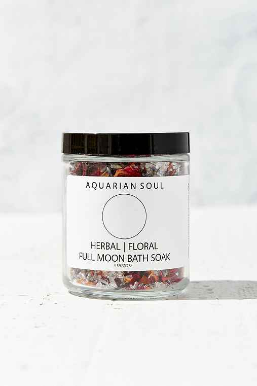 Aquarian Soul Full Moon Bath Soak,ASSORTED,ONE SIZE