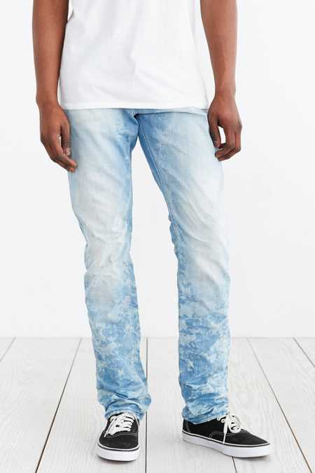 PRPS Goods & Co. Fury Tapered Light Bleach Jean