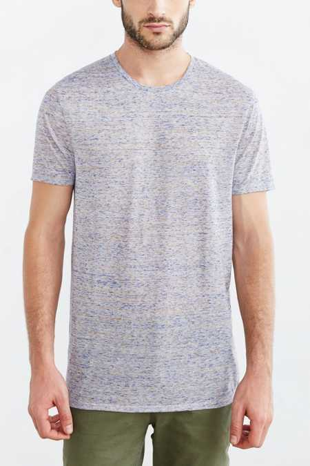 BDG Galaxy Standard-Fit Crew Neck Tee