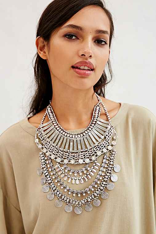Great Escape Statement Necklace