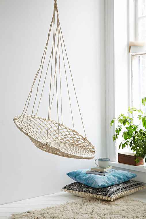 Cuzco Hanging Chair,WHITE,ONE SIZE